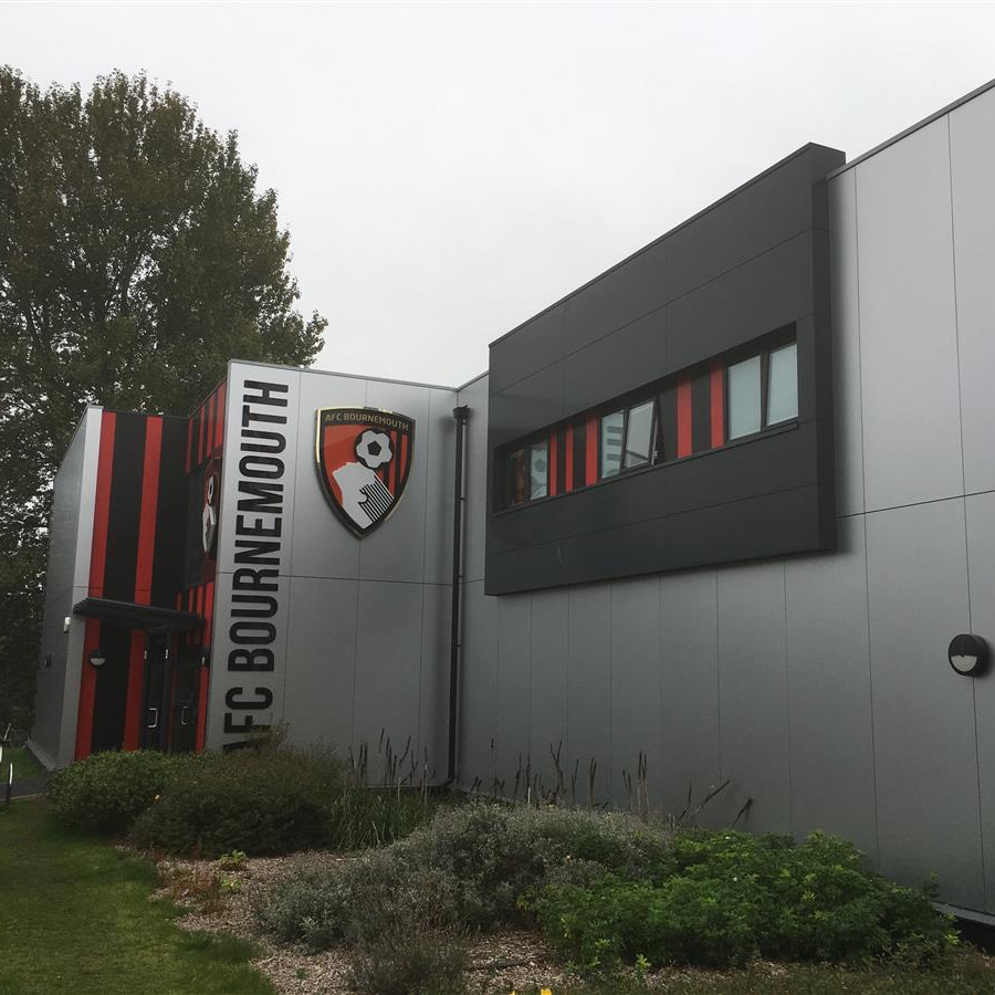 AFC Bournemouth Players pavilion