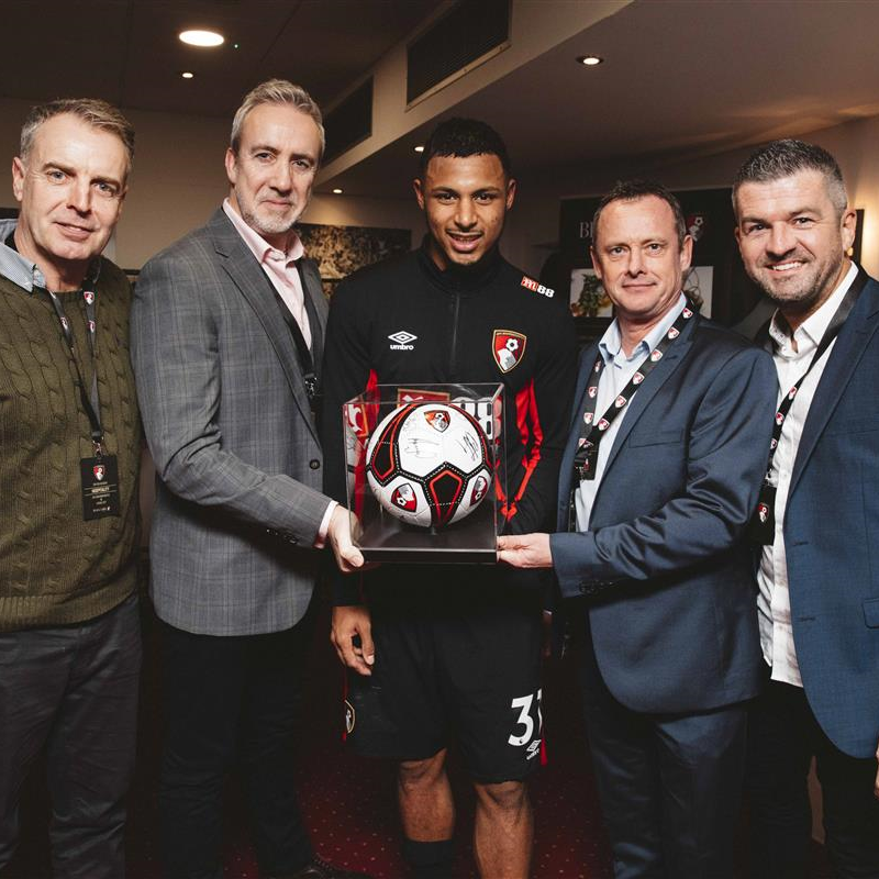 Matchday sponsorship at AFC Bournemouth